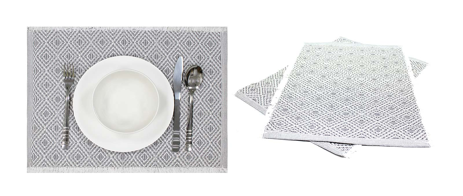Our contemporary table mats range