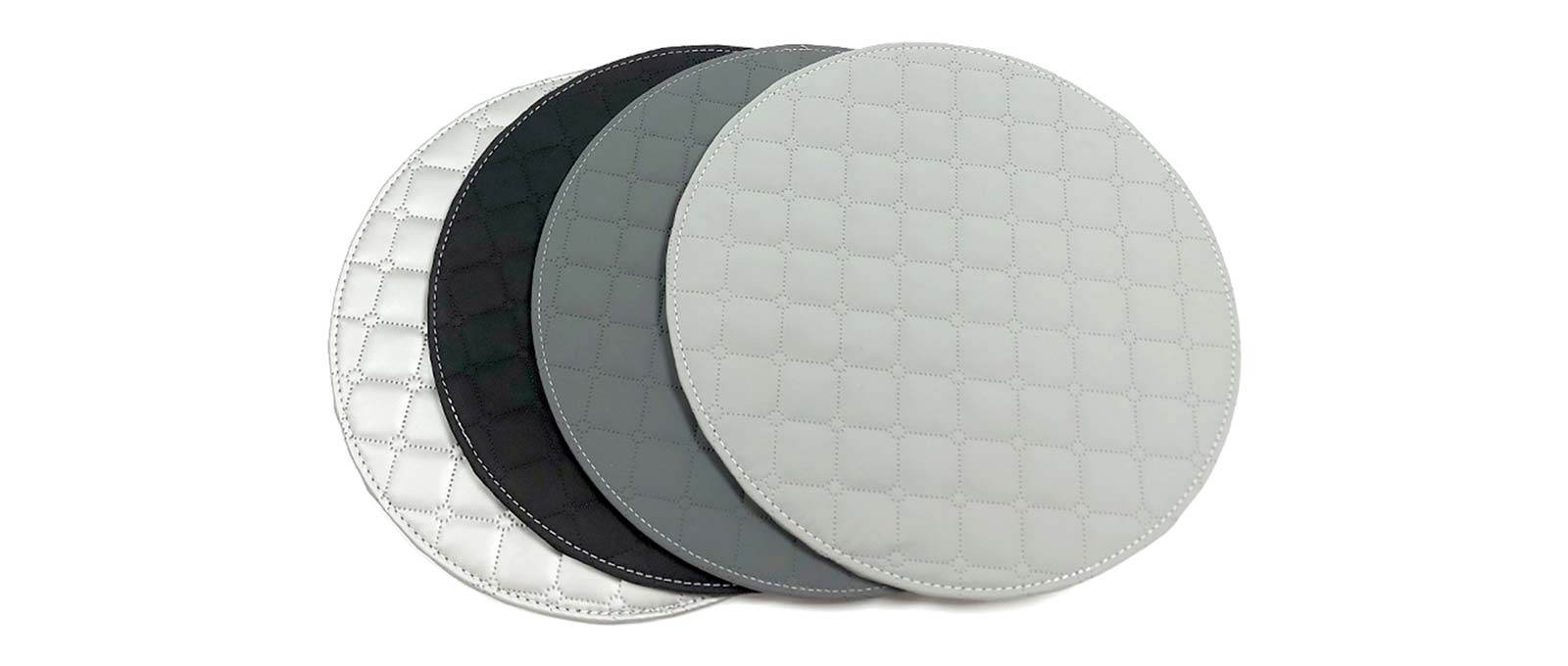 Our faux leather range