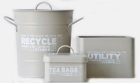 Our tins range